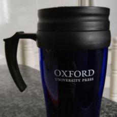 Coleccionismo Otros Botellas y Bebidas: VASO CAFE EDITORIAL OXFORD. Lote 202856008
