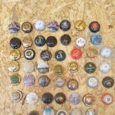 Coleccionismo Otros Botellas y Bebidas: LOTE 52 CHAPAS DE CAVA COLECCION. Lote 202856943
