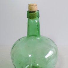 Coleccionismo Otros Botellas y Bebidas: ANTIGUA BONITA DAMAJUANA VIRESA 5 LITROS.. Lote 203854223