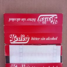 Coleccionismo Otros Botellas y Bebidas: DOS SERVILLETEROS REDBY MARTINI. Lote 204525263