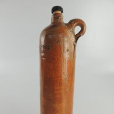 Coleccionismo Otros Botellas y Bebidas: BOTELLA CANECO . A. HOUTMAN & CO, SCHIEDAM . GINEBRA. Lote 204663855