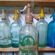 Coleccionismo Otros Botellas y Bebidas: SIFÓN VIRGEN DE LOS REYES SEVILLA. Lote 205403957