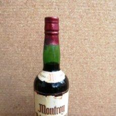 Coleccionismo Otros Botellas y Bebidas: MONTROY PEDRO MASANA / VIEJISIMO COSECHA 1900 PRECINTADO. Lote 206063841