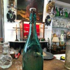 Coleccionismo Otros Botellas y Bebidas: ANTIGUA BOTELLA AGUA OXIGENADA FORET - MEDIDA 35 CM. Lote 206133706
