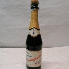 Coleccionismo Otros Botellas y Bebidas: SIDRA ESCANCIADOR. Lote 206470776