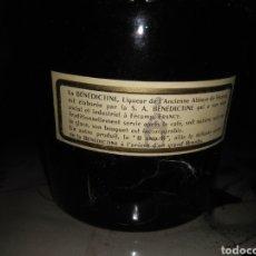 Coleccionismo Otros Botellas y Bebidas: BENEDICTINE. Lote 206593393