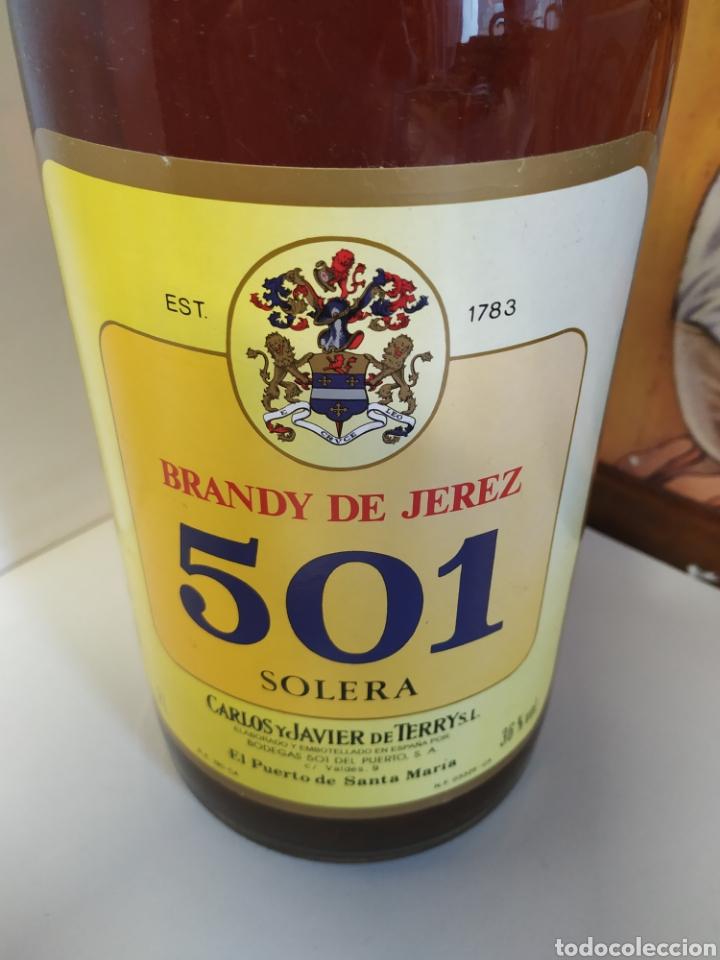 Coleccionismo Otros Botellas y Bebidas: Botellón 501 - Foto 2 - 206816095