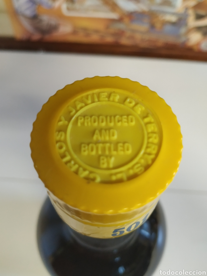 Coleccionismo Otros Botellas y Bebidas: Botellón 501 - Foto 3 - 206816095
