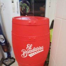 Coleccionismo Otros Botellas y Bebidas: BARRIL DE VERMUT. Lote 207248103