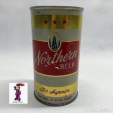 Coleccionismo Otros Botellas y Bebidas: LATA DE CERVEZA NORTHERN BEER. USA. Lote 208775695