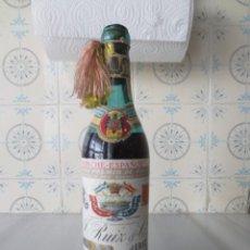 Coleccionismo Otros Botellas y Bebidas: BOTELLA PONCHE ESPAÑOL. Lote 210399420