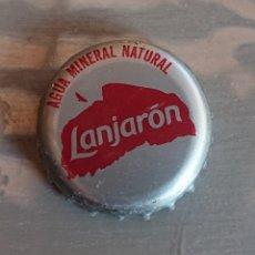 Coleccionismo Otros Botellas y Bebidas: TAPÓN CORONA CHAPA LANJARON. Lote 210420896