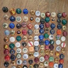 Coleccionismo Otros Botellas y Bebidas: CHAPAS DE CHAMPAN. Lote 212341761