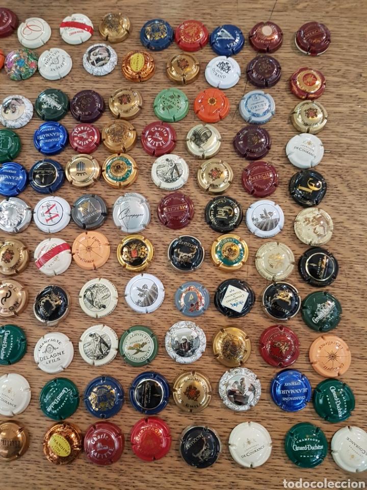 Coleccionismo Otros Botellas y Bebidas: Chapas de champan - Foto 6 - 212341761