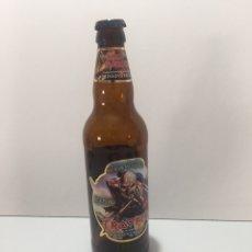 Coleccionismo Otros Botellas y Bebidas: BOTELLA IRON MAIDEN. Lote 214132973