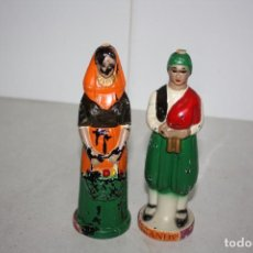 Coleccionismo Otros Botellas y Bebidas: BOTELLAS CON VESTIDOS MALLORQUIN. Lote 216772341