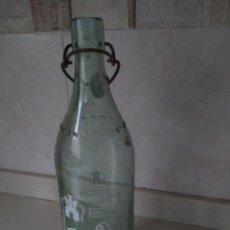 Coleccionismo Otros Botellas y Bebidas: ANTIGUA BOTELLA GASEOSA DE FALSET (TARRAGONA). Lote 218630031
