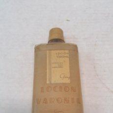 Coleccionismo Otros Botellas y Bebidas: LOCIÓN VARONIL. Lote 218898408