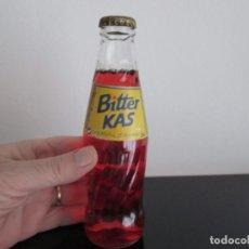 Coleccionismo Otros Botellas y Bebidas: ANTIGUA BOTELLA BITTER KAS. Lote 220522036
