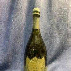 Coleccionismo Otros Botellas y Bebidas: BOTELLA CUVEE DOM PERIGNON MOET CHANDON 1969 BOTELLA CERRADA 30CMS. Lote 220921391