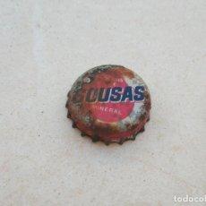 Coleccionismo Otros Botellas y Bebidas: CHAPA AGUA MINERAL NATURAL SOUSAS 2. Lote 221538197