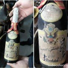Coleccionismo Otros Botellas y Bebidas: BOTELLA CONMEMORATIVA GERALD FORD USA. Lote 221569138