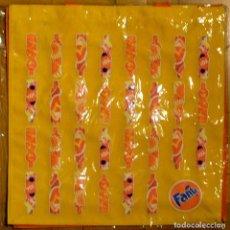 Coleccionismo Otros Botellas y Bebidas: BOLSA DE FANTA. Lote 221660961
