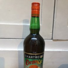 Coleccionismo Otros Botellas y Bebidas: CHARTREUSE ORANGE. Lote 222068118