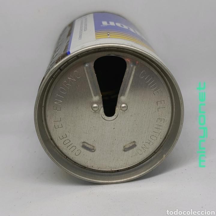 Coleccionismo Otros Botellas y Bebidas: Lata vacía de Tonica Cunnington (grupo Pepsi), años 80 - Foto 3 - 222619018