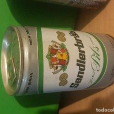 Coleccionismo Otros Botellas y Bebidas: COLECCION PARTICULAR, LATA DE CERVEZA ANTIGUA, LLENA. Lote 222937235
