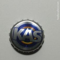 Coleccionismo Otros Botellas y Bebidas: CHAPA KAS. Lote 225853430