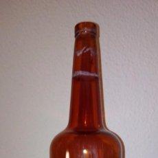 Coleccionismo Otros Botellas y Bebidas: ANTIGUA Y RARA BOTELLA DE CRISTAL SAB MODELE DEPOSE. 27 CMS.. Lote 232689595