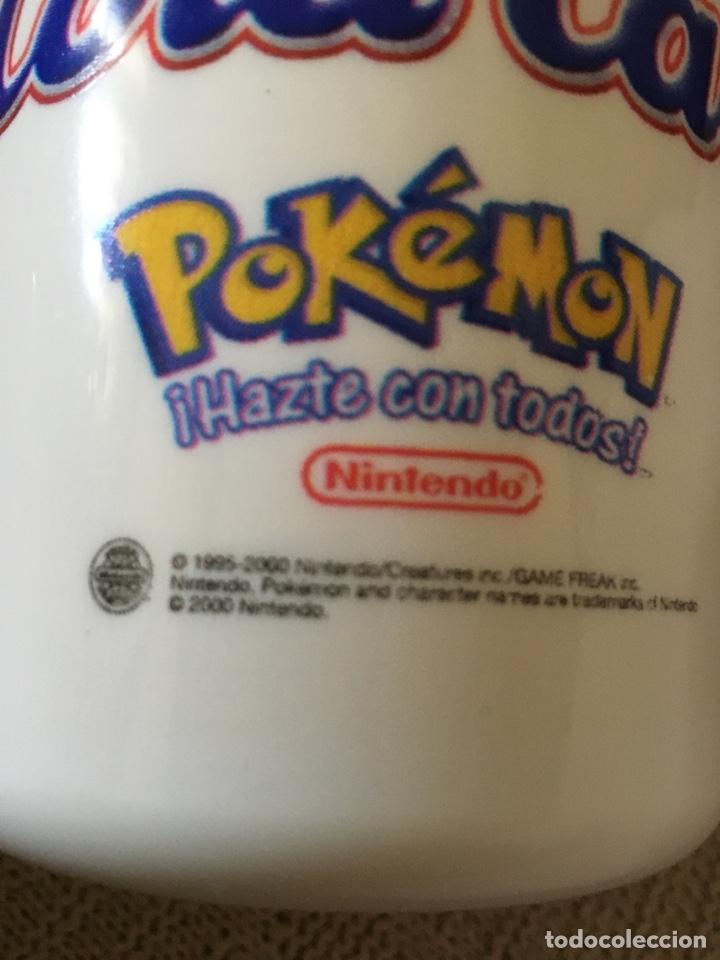 Coleccionismo Otros Botellas y Bebidas: Jarro cola cao, pokemon de año 2000 - Foto 3 - 233227720