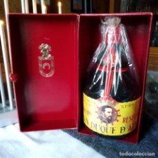 Coleccionismo Otros Botellas y Bebidas: BOTELLA BRANDY GRAN DUQUE DE ALBA ,RESERVA.SELLO 4 PTS. Lote 233863335