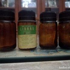 Coleccionismo Otros Botellas y Bebidas: FRASCOS DE FARMACIA.. Lote 235813820