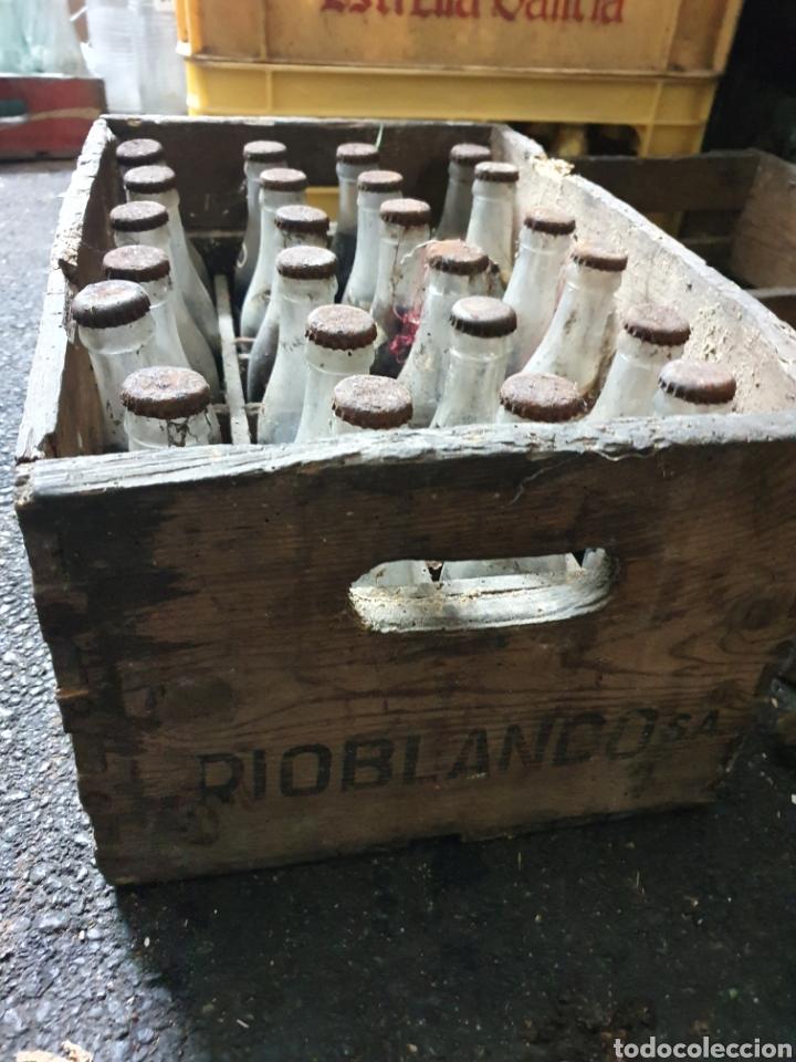 Coleccionismo Otros Botellas y Bebidas: Caja Schweppes Cola + 24 botellines - Foto 4 - 236243845