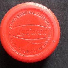 Coleccionismo Otros Botellas y Bebidas: AGUA-TAPON ROSCA-PENN-WATER-PLASTICO-LANJARON. Lote 240893600