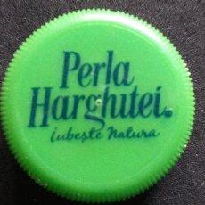 Coleccionismo Otros Botellas y Bebidas: AGUA-TAPON ROSCA-PENN-WATER-PERLA HARGHITEI. Lote 240894500