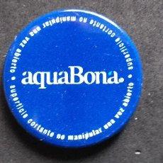 Coleccionismo Otros Botellas y Bebidas: AGUA-TAPON-PENN-WATER-AQUABONA. Lote 240932900