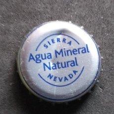 Coleccionismo Otros Botellas y Bebidas: AGUA-TAPON-CHAPA-PENN-WATER-SIERRA NEVADA. Lote 240933225