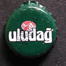 Coleccionismo Otros Botellas y Bebidas: AGUA-TAPON-CHAPA-PENN WATER-ULUDAG. Lote 240933685