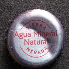 Coleccionismo Otros Botellas y Bebidas: AGUA-TAPON-CHAPA-PENN WATER-SIERRA NEVADA.. Lote 240933775