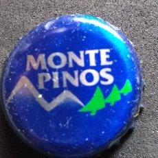 Coleccionismo Otros Botellas y Bebidas: AGUA-TAPON-CHAPA-PENN WATER-MONTE PINOS. Lote 240934205