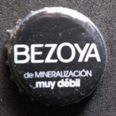 Coleccionismo Otros Botellas y Bebidas: AGUA-TAPON-CHAPA-PENN WATER-BEZOYA.. Lote 240934355