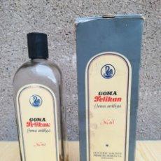Coleccionismo Otros Botellas y Bebidas: ANTIGUA BOTELLA GOMA ARÁBIGA. Lote 242052915