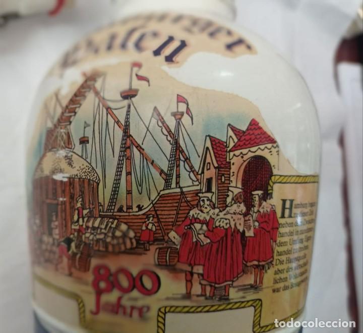 Coleccionismo Otros Botellas y Bebidas: GARRAFA LHAMBURGER LHAFEN - Foto 3 - 243865650