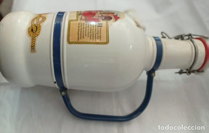 Coleccionismo Otros Botellas y Bebidas: GARRAFA LHAMBURGER LHAFEN - Foto 7 - 243865650