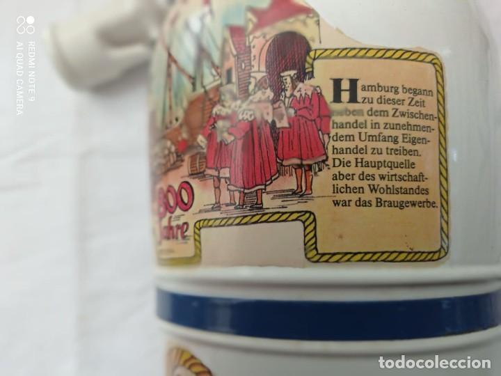 Coleccionismo Otros Botellas y Bebidas: GARRAFA LHAMBURGER LHAFEN - Foto 8 - 243865650
