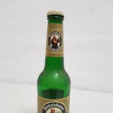 Coleccionismo Otros Botellas y Bebidas: CERVEZA FRANZISKANER ,SIN ABRIR. Lote 253817275