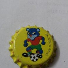 Coleccionismo Otros Botellas y Bebidas: A15. TAPON CORONA. CROWN CAPS. CHICLE FUTBOL 96. Lote 254902845
